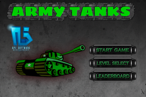Screenshot Army Tanks